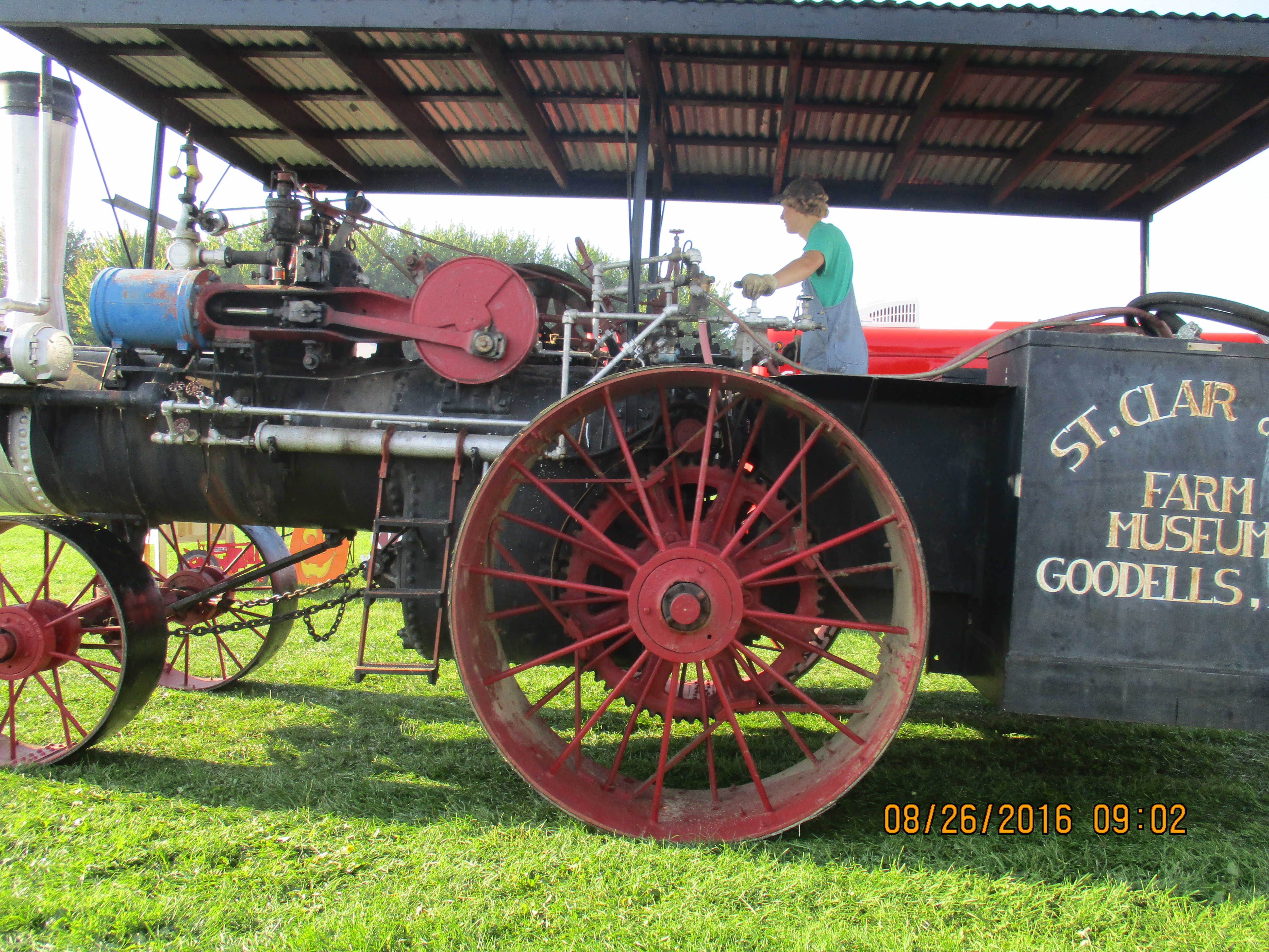 Goodells County Farm Museum Halloween 2020 Harvest Days | Don't Eat It! Soap and Skin Care